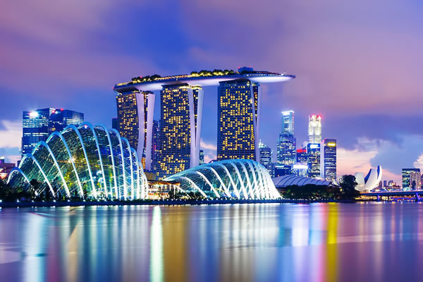 Travelling with Lee: Singapore