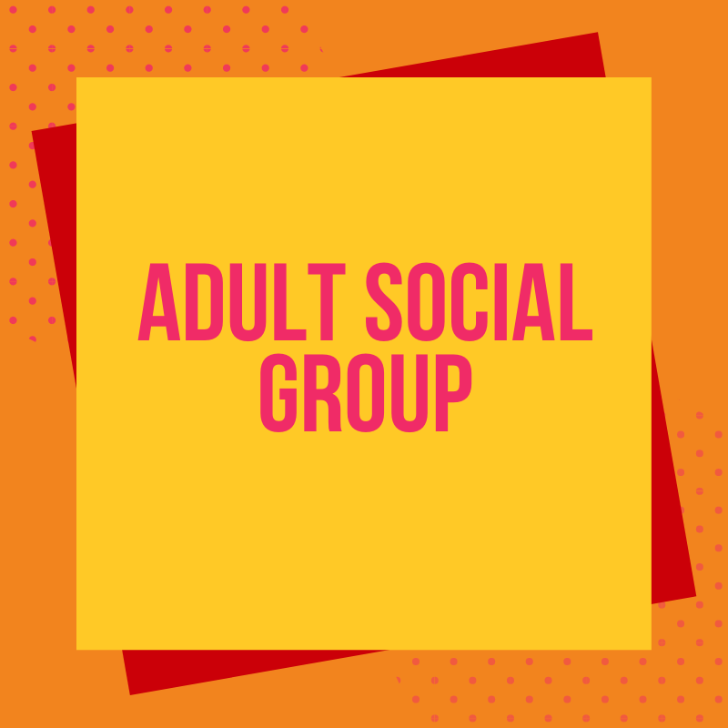 March adult social group